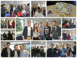 MSc reception September 2015