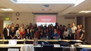 CodeFirstGirls  Fall 2015