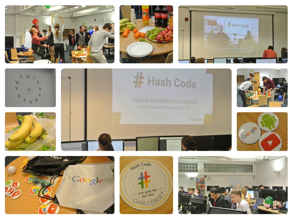 Google Hash Code February 2016