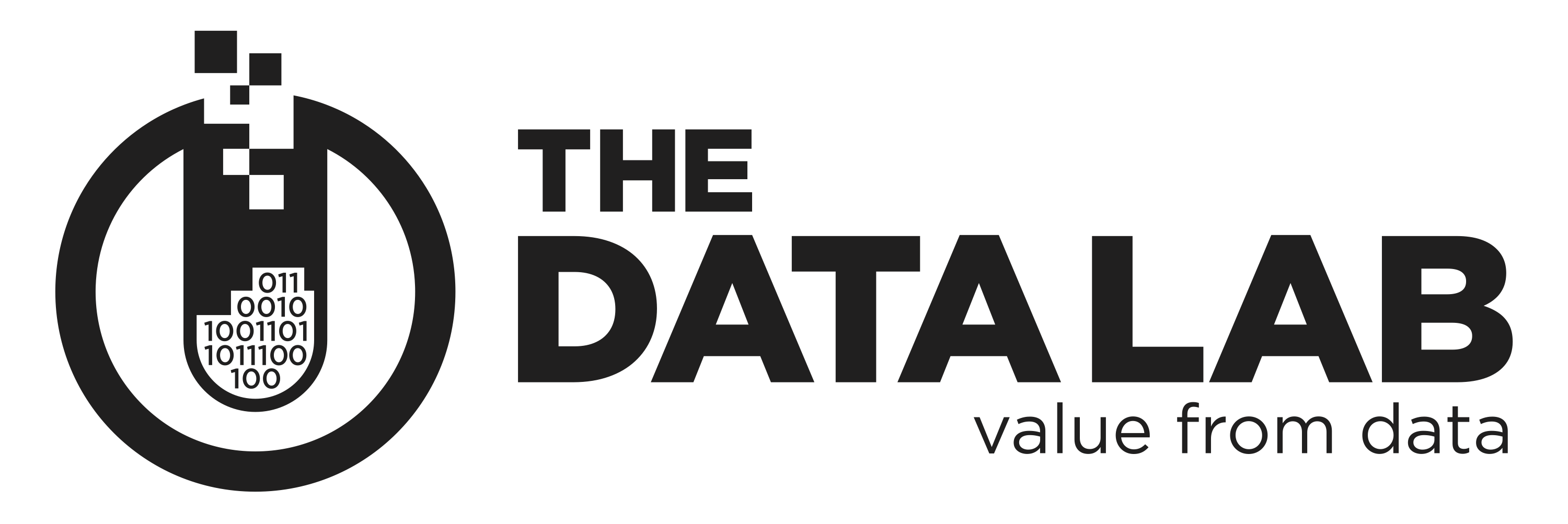 TheDataLab-Black Logo - transparent