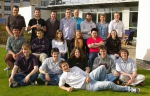 The St Andrews School of Computer Science class of 2010