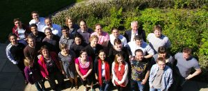 SICSA MMI Summer School Participants in St Andrews