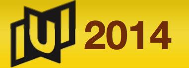 IUI-2014 logo