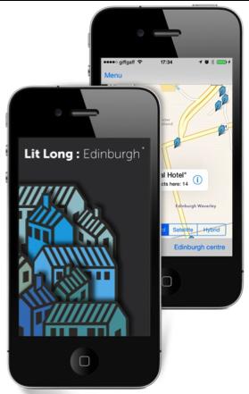 LitLong App image